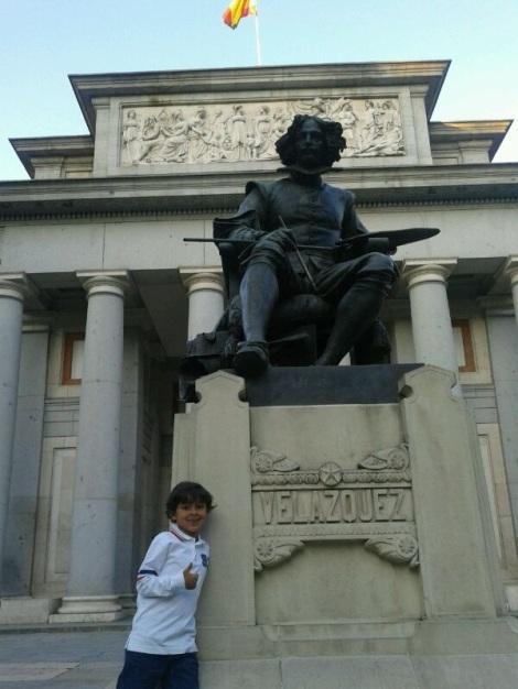 Sebastián y Velasquez
