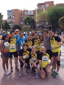 Carrera Popular de Alcobendas 2012
