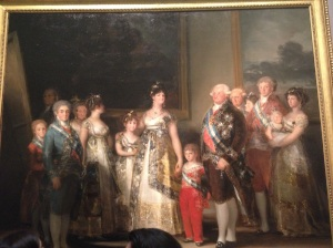 Familia de Carlos IV (Goya)