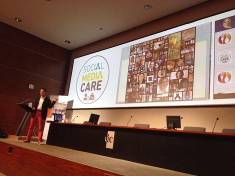 Social Media Care Barcelona-Abril 2014