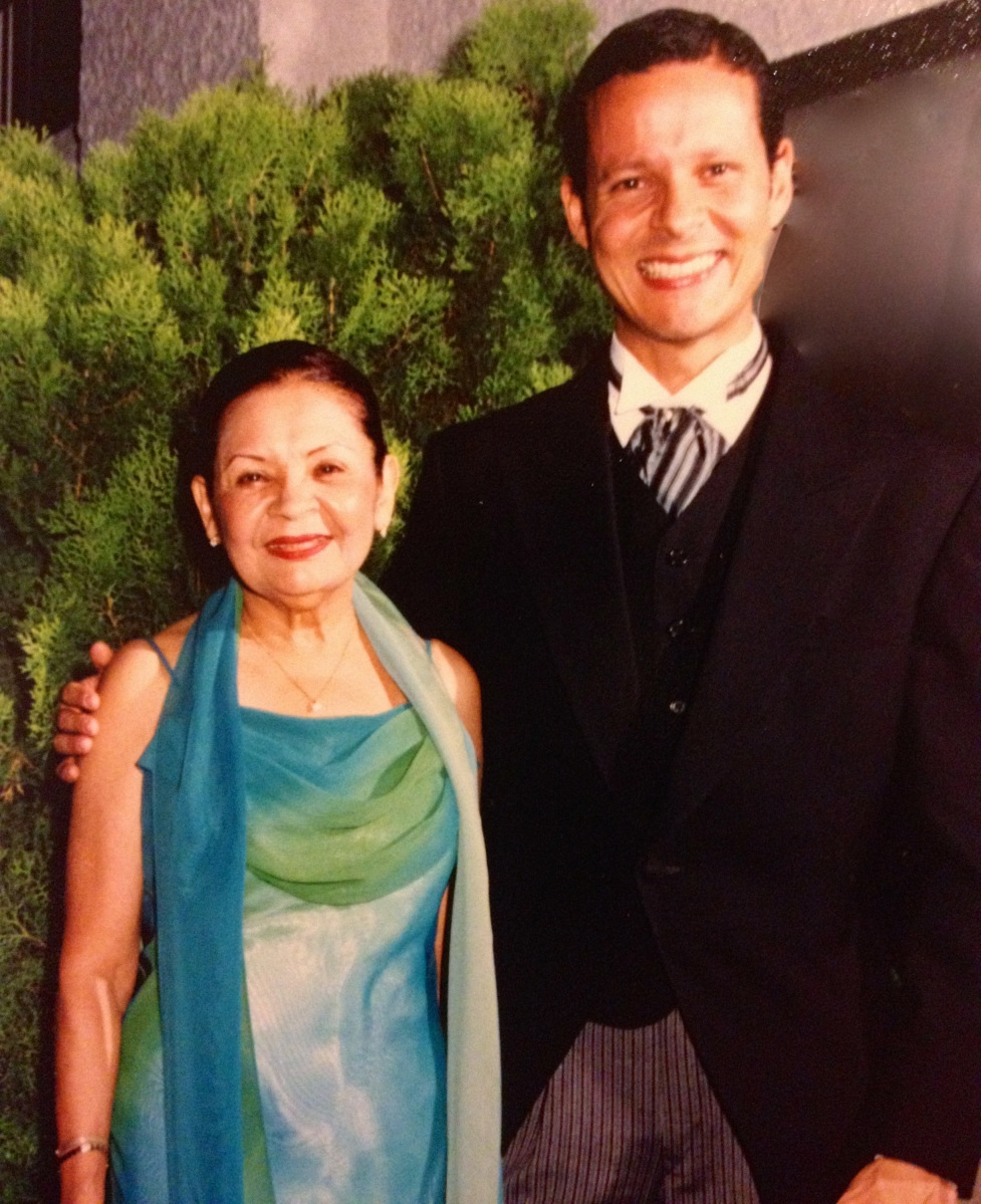 Lidia Borges de Rodríguez: Cartas de mi Madre.