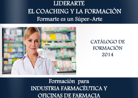 Catálogo de Formación 2014-Industria Farmacéutica y Oficinas de Farmacia.
